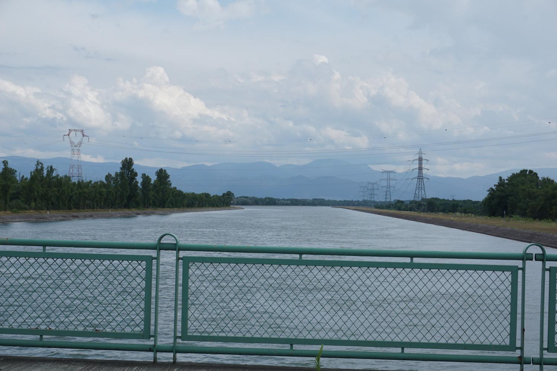 Rheinbrücke in Breisach