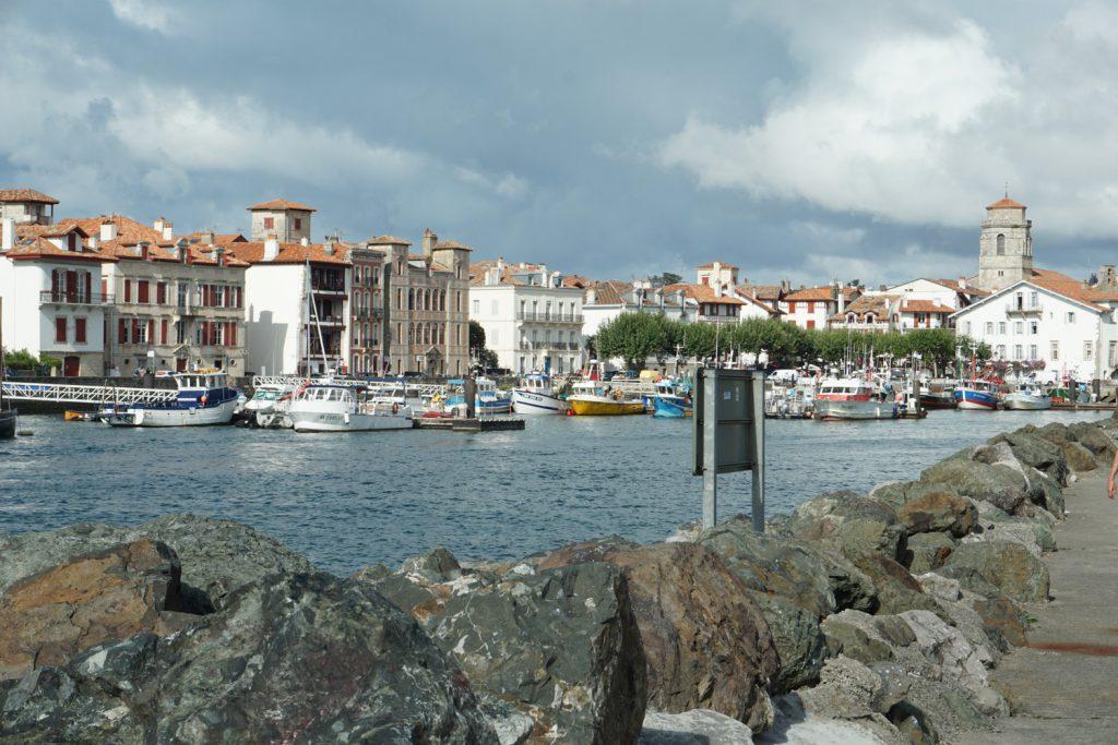 Hafen von St-Jean-de-Luz