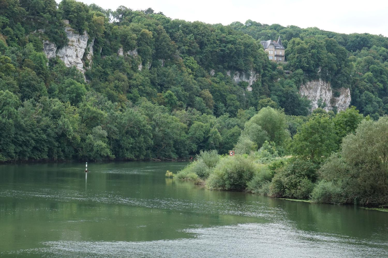 Der Fluß Le Doubs