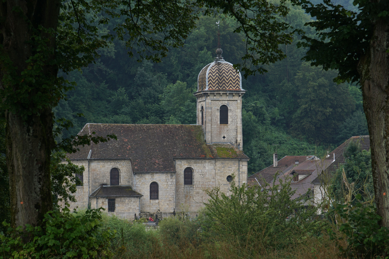 Kirche von Chalèze
