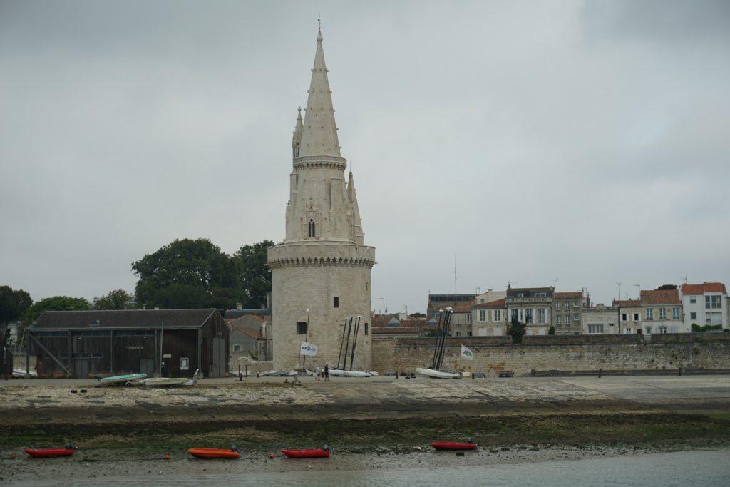 Der alte Leuchtturm von La Rochelle