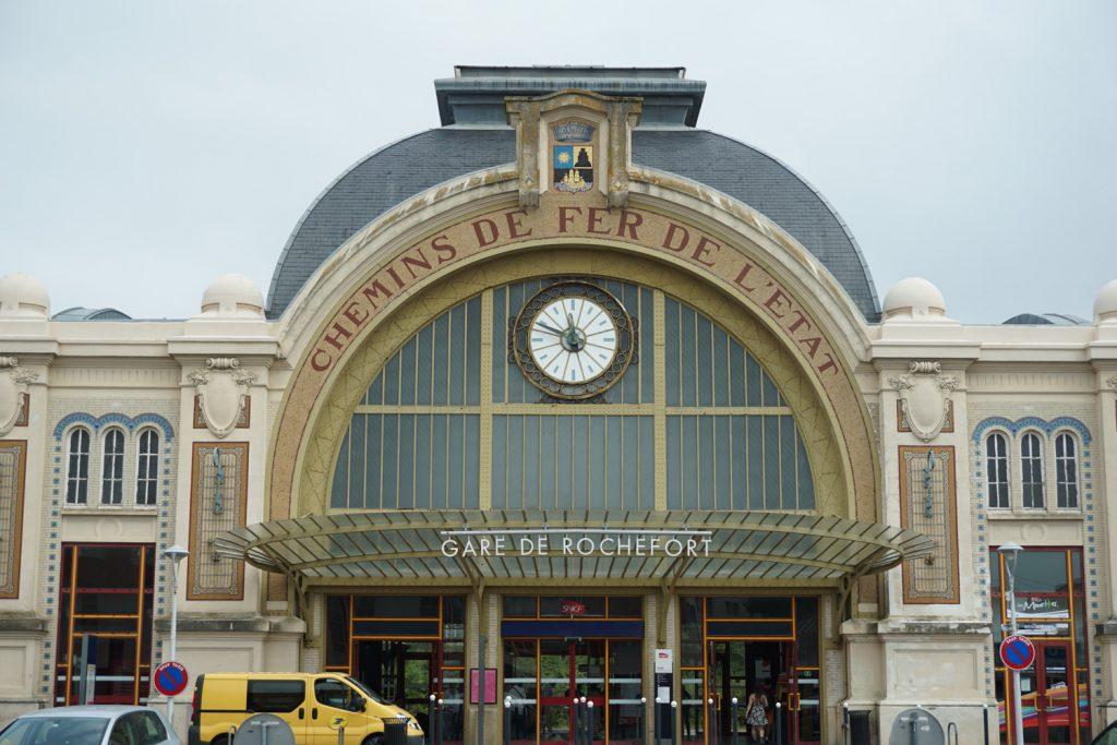 Bahnhof von Rochefort