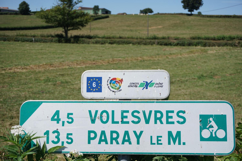 Noch 13,5 km zum heutigen Tagesziel, Eurovelo 6