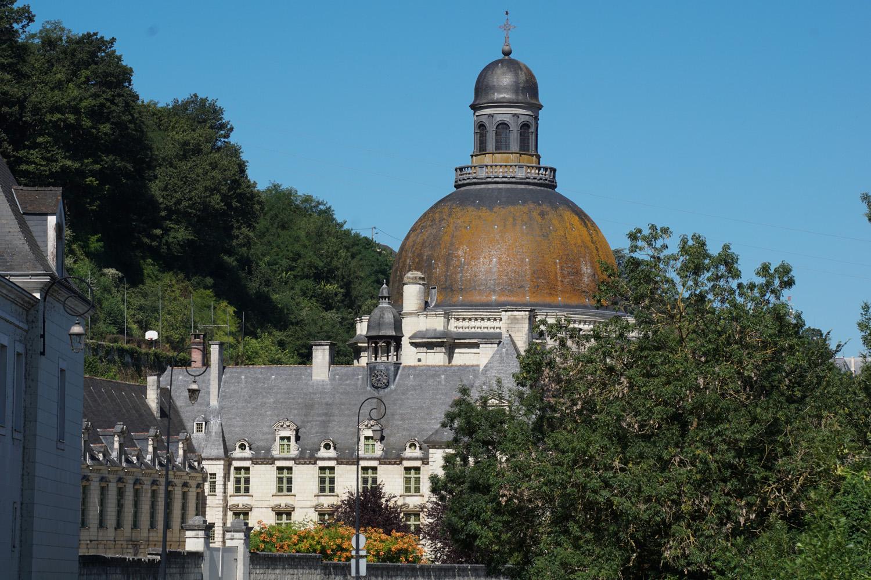 Kirche in Saumur