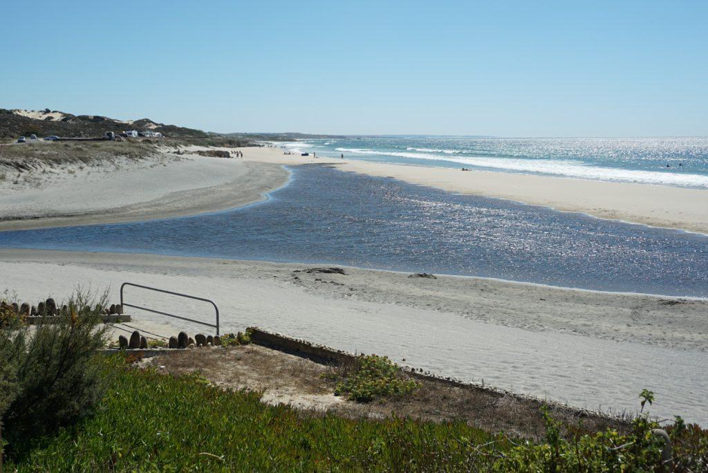 Endlich Strand