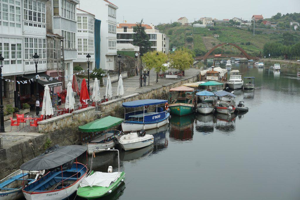 Hafen in Betanzos