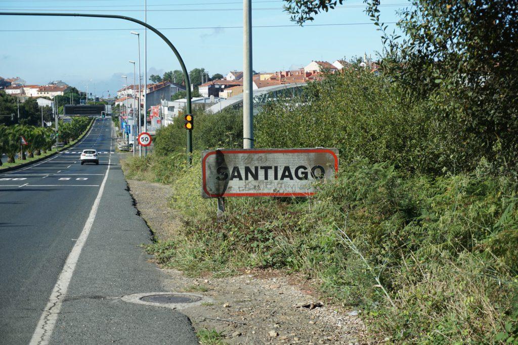 Wow, Santiago erreicht