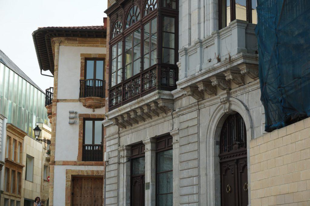 Häuser in Oviedo
