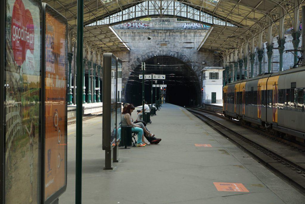 Berühmter Bahnhof