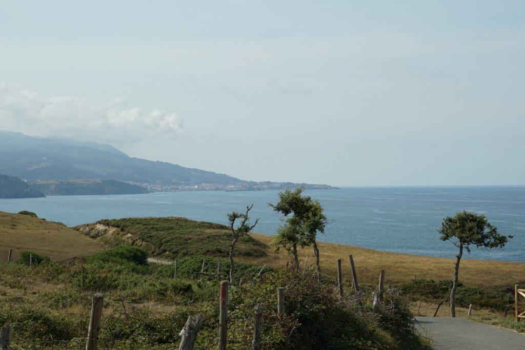 Küstenlandschaft in Kantabrien