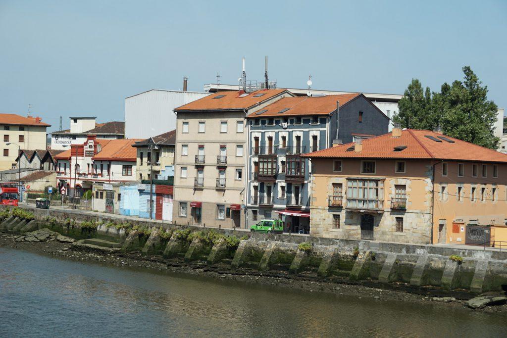 Stadtrand von Bilbao