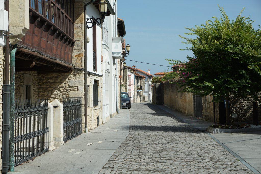 Siesta in Colombres (Asturien)