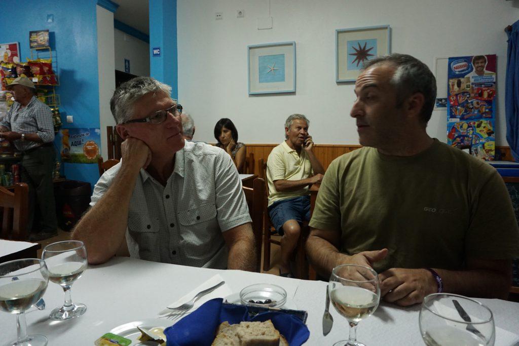 Diogo und Phil