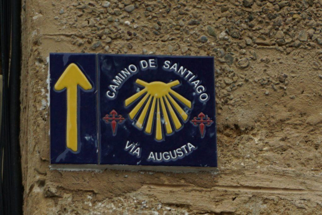 """Auch in Cadiz beginnt ein """"Camino de Santiago"""""""