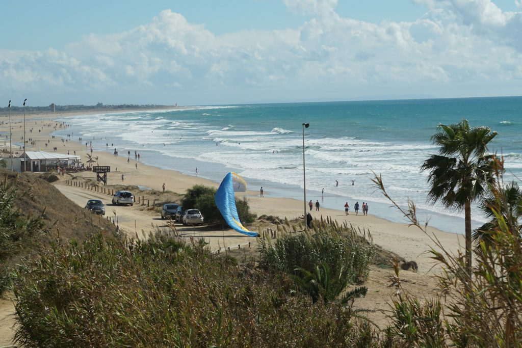 Strand von Conil de la Frontera