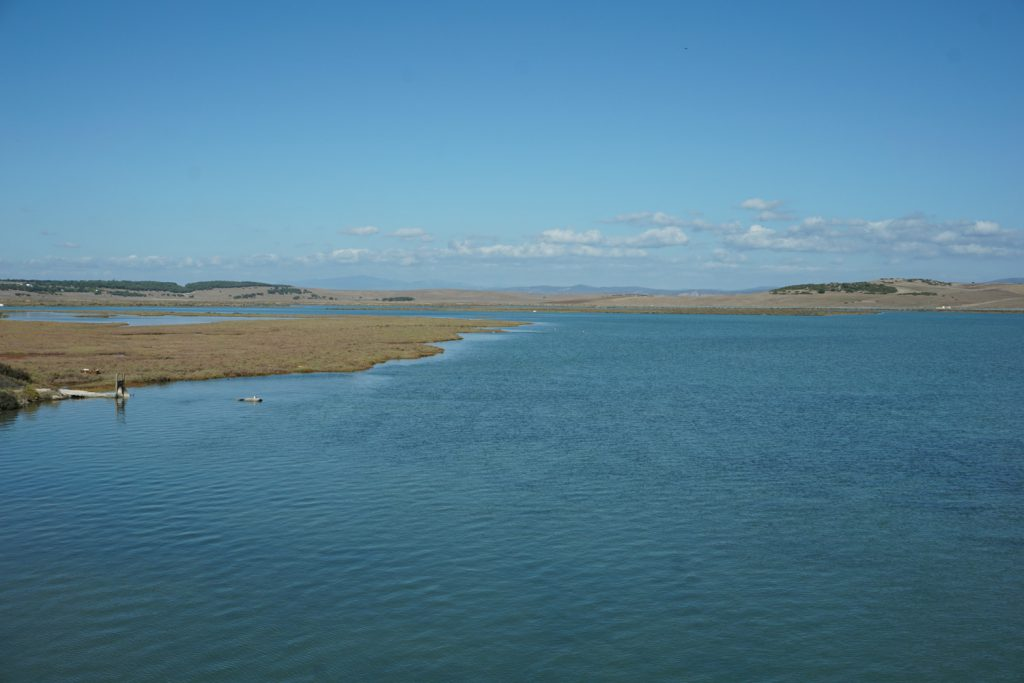 Faszinierende Flusslandschaft