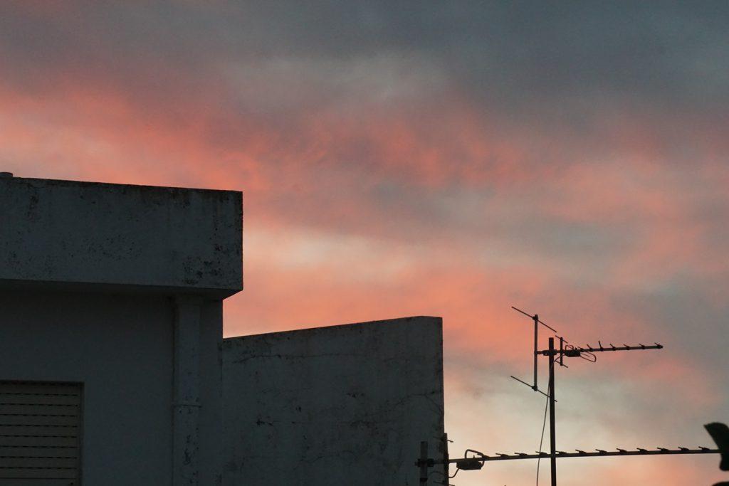 Sonnenuntergang Lagos