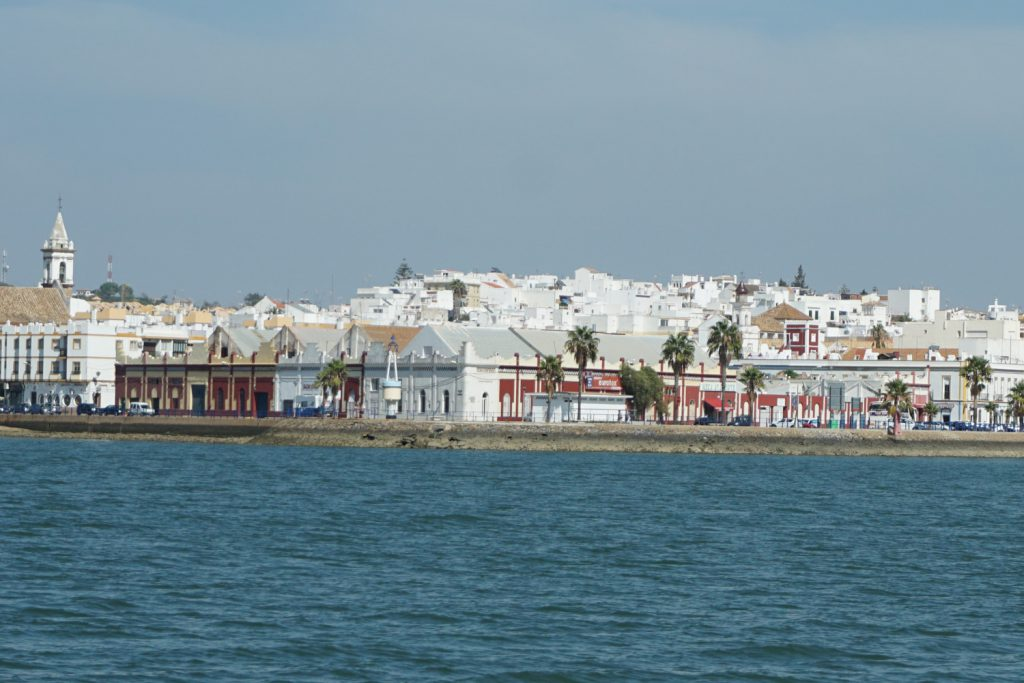 Ayamonte in Spanien