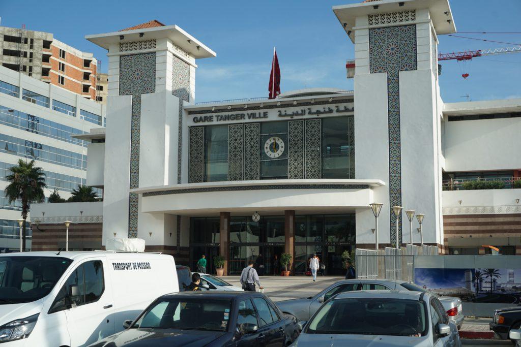 Bahnhof in Tanger
