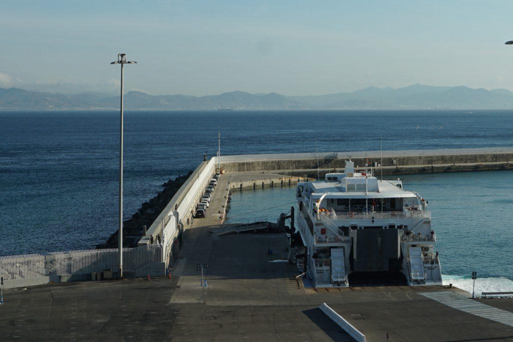 Fährhafen (nach Marokko)