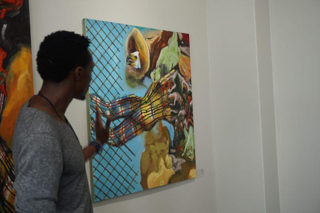 Künstler aus Zimbabwe
