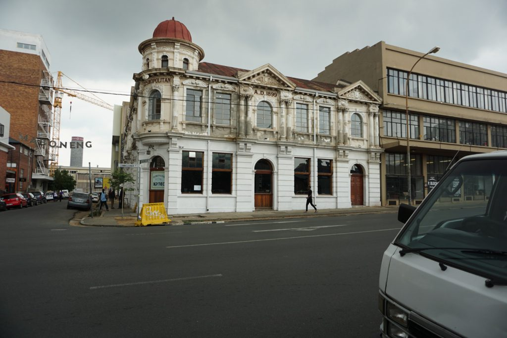 Historisches Gebäude von 1899