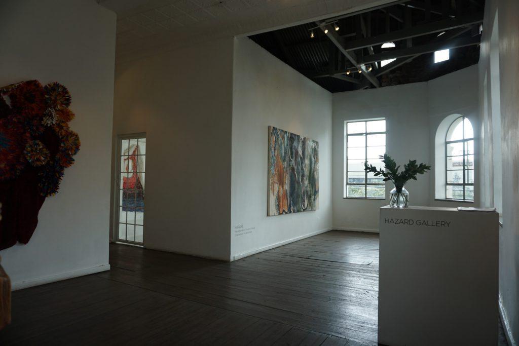 Galerie im 1. Stock