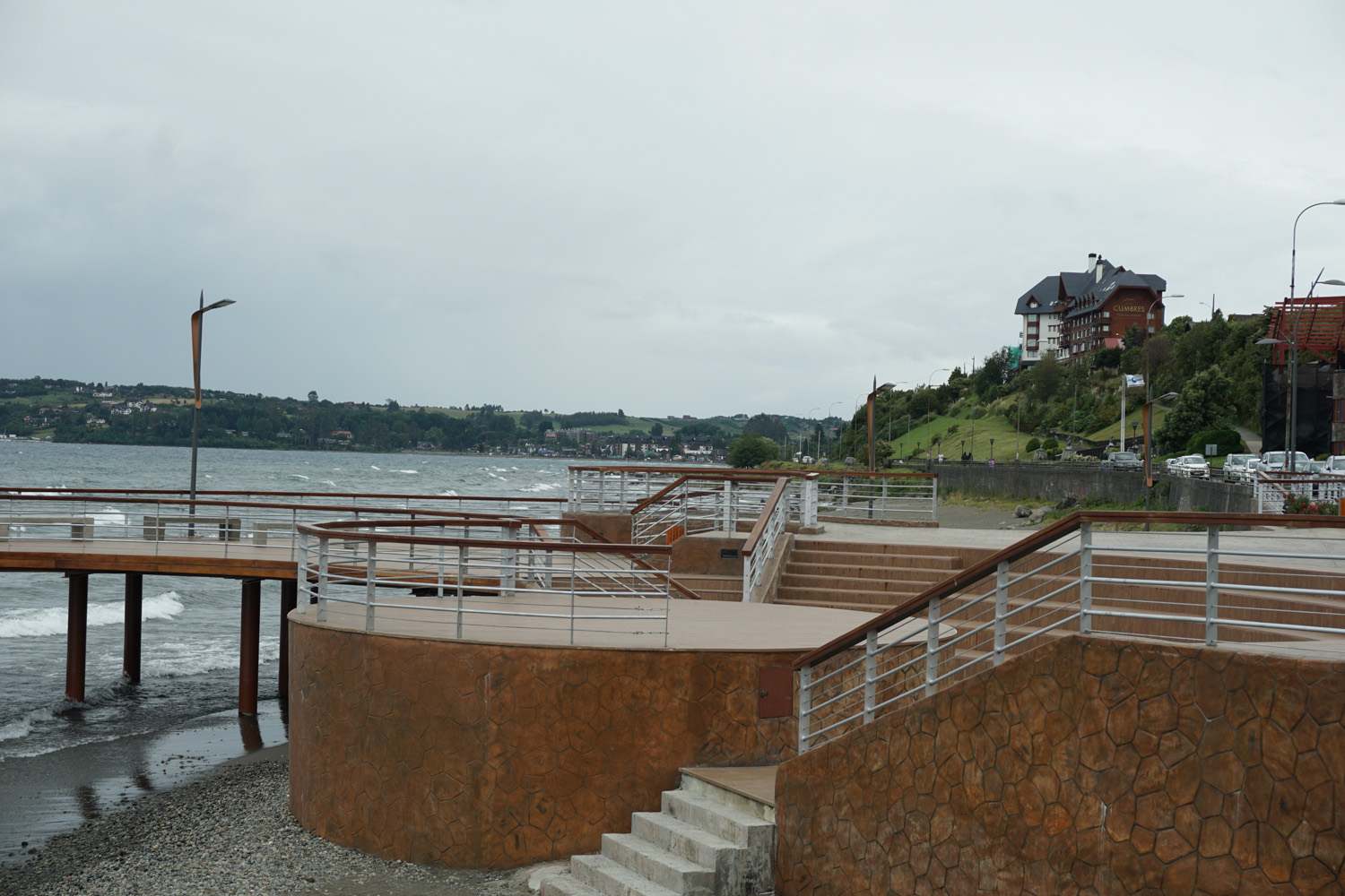 puerto varas men A luxury latin america review of the cliffs preserve in northern patagonia coast, chile  stay in puerto varas is  their grounds for when the men go.