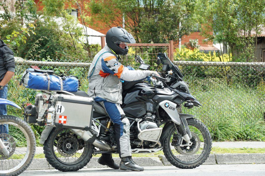 Für Motorradfahrer ist die Carretera Austral auch ein beliebtes Ziel