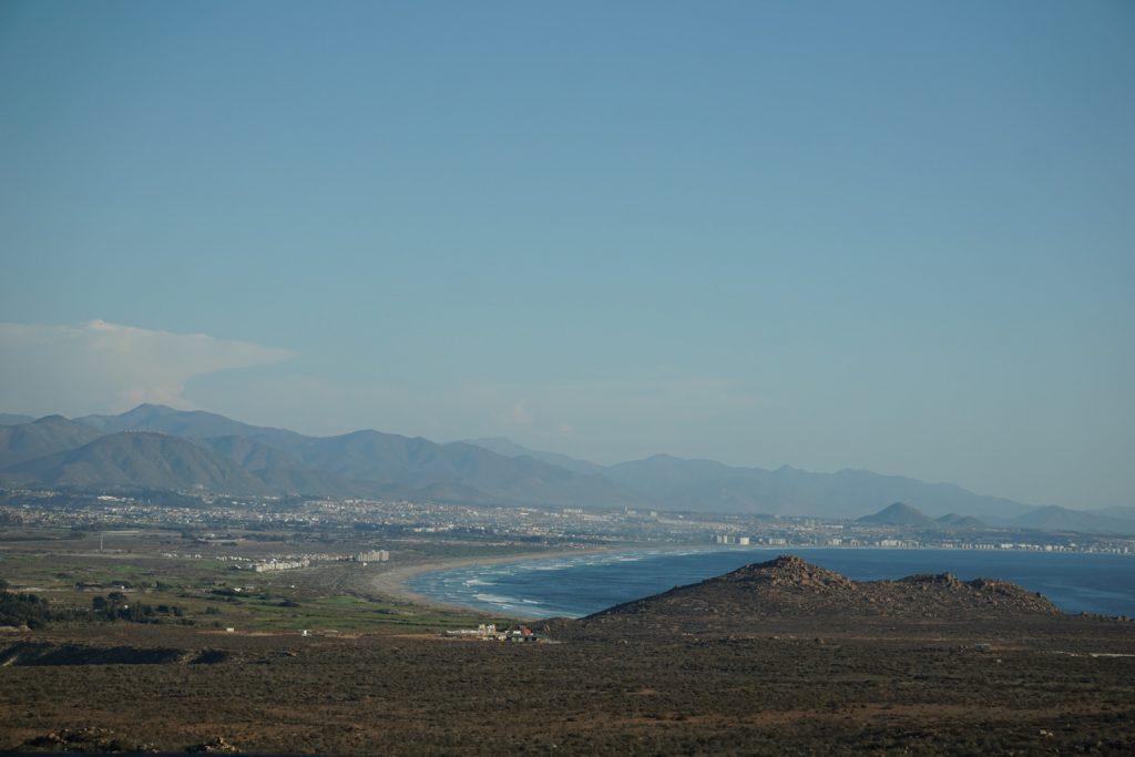 Blick auf La Serena