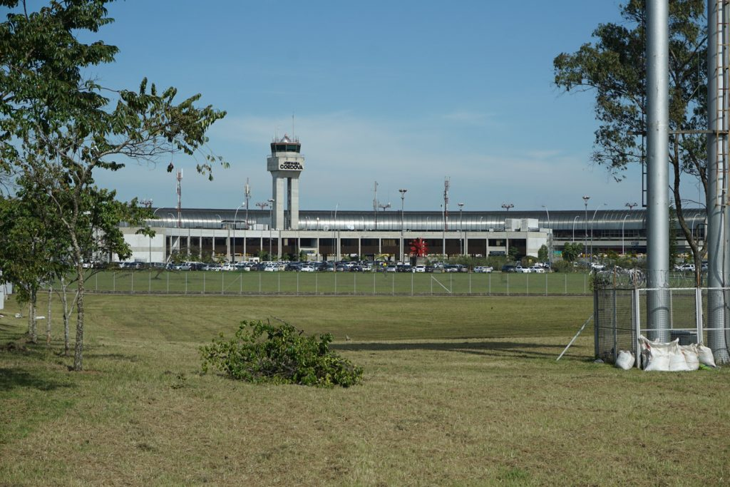 Flughafen Medellin